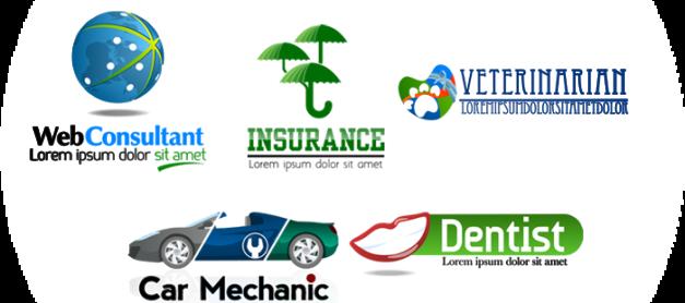 FREE Minisite + 10 Offline Logos