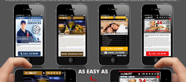GET Our New Mobile Site Creator WordPress Plugin for FREE! (Edit : Contest Ended)