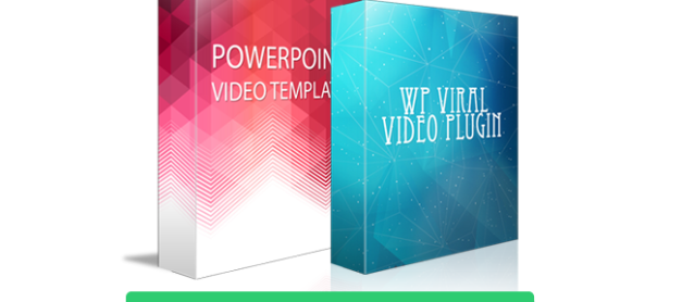 PPT Video Template + Viral Video Plugin