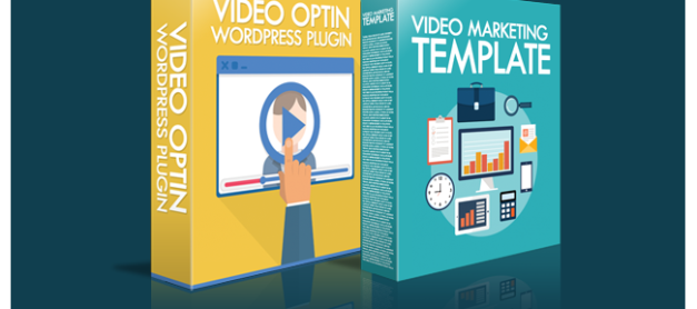 Video Marketing Template PLUS Amazing Video Opt-in WordPress Plugin